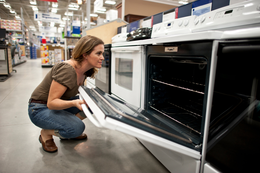 Shopping for kitchen appliances 2